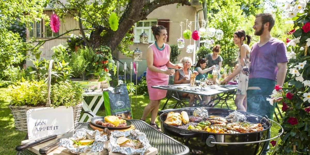 Erfolgreiche Gartenpartys veranstalten |Dehner