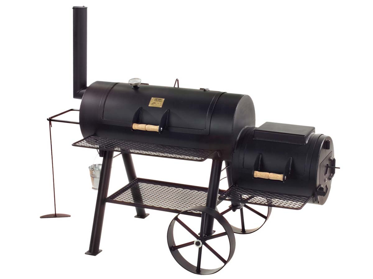 Barbeque Smoker
