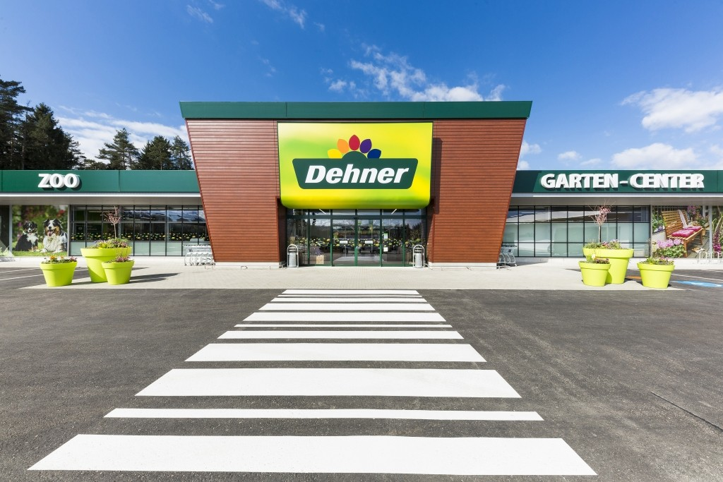 Ausbildung Dehner Garten-Center