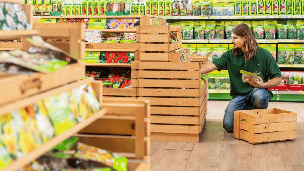 Ausbildung zum Kaufmann im Einzelhandel Dehner