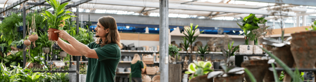 Ausbildung zum Kaufmann im Einzelhandel Dehner Garten-Center