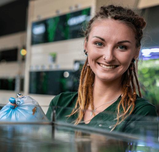 Ausbildung Kauffrau im Einzelhandel Zoo Dehner Garten-Center Aquarium