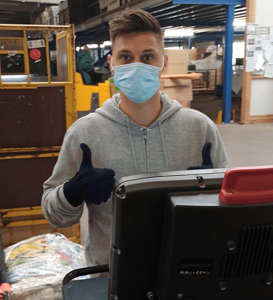 Ausbildung Dehner Fachkraft für Lagerlogistik Abschlussprüfung