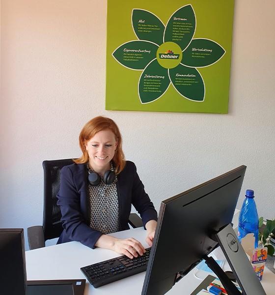 Dehner HR Personalentwicklung Grundwerte Mut Vertrauen Wertschätzung