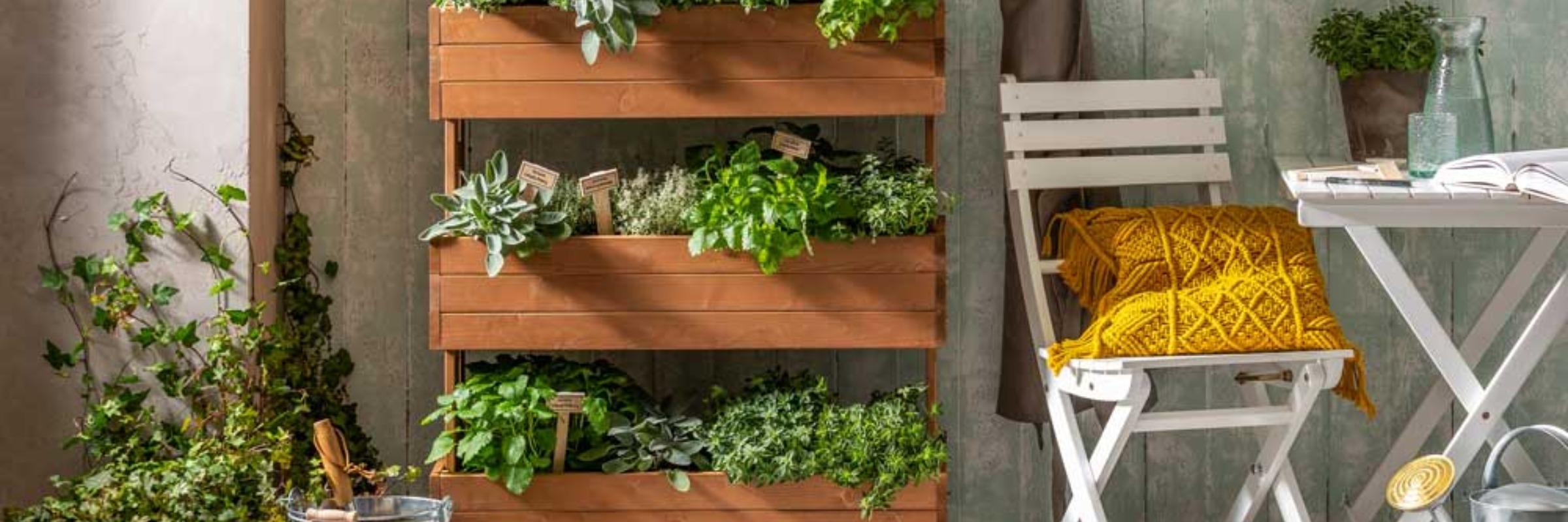 Ihren Balkon Ansprechend Gestalten Dehner