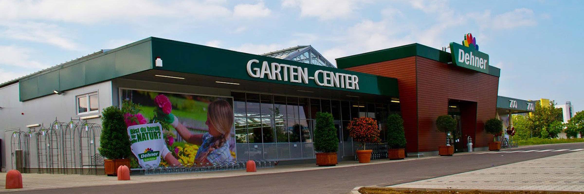 Dehner Garten Center In Freiburg Im Breisgau Dehner