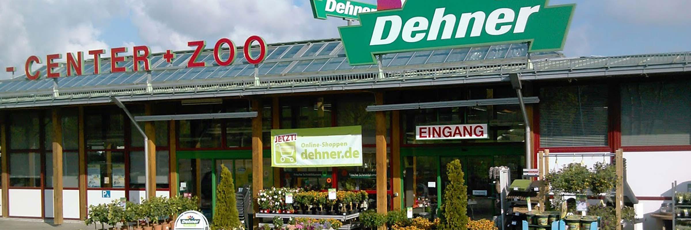 dehner heidelberg öffnungszeiten