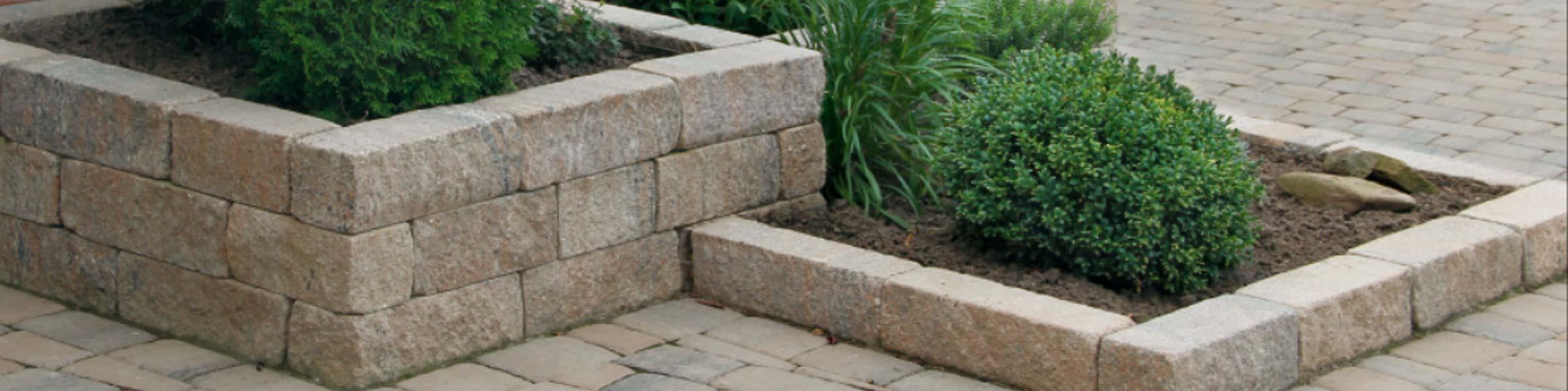 Gartengestaltung Mauersteine, pflastersteine – individuelle gartengestaltung | dehner, Design ideen