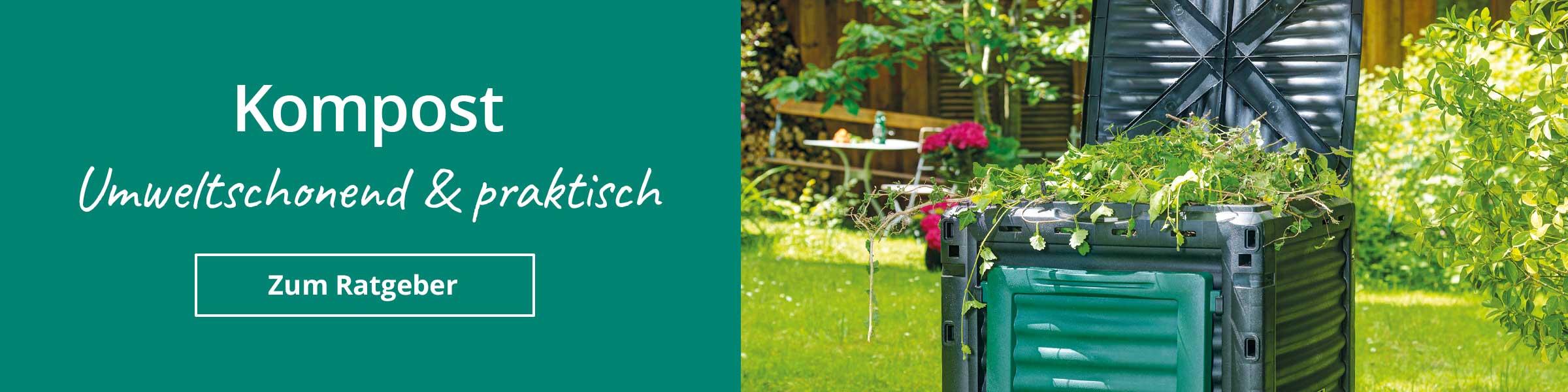 Khw Kunststoff Komposter Ohne Boden 340 Liter Dehner