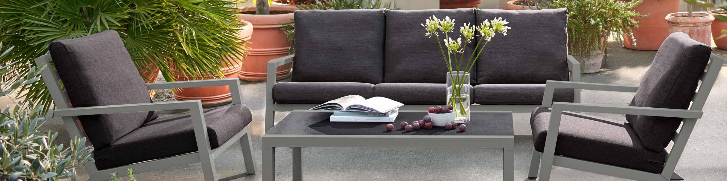 Gartenmöbel Sets Sitzgruppen Für Den Garten Dehner