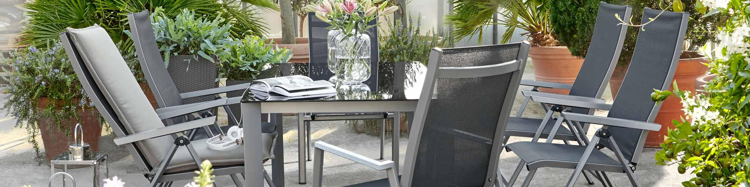 Gartenstühle Gartensessel Einfach Online Kaufen Dehner