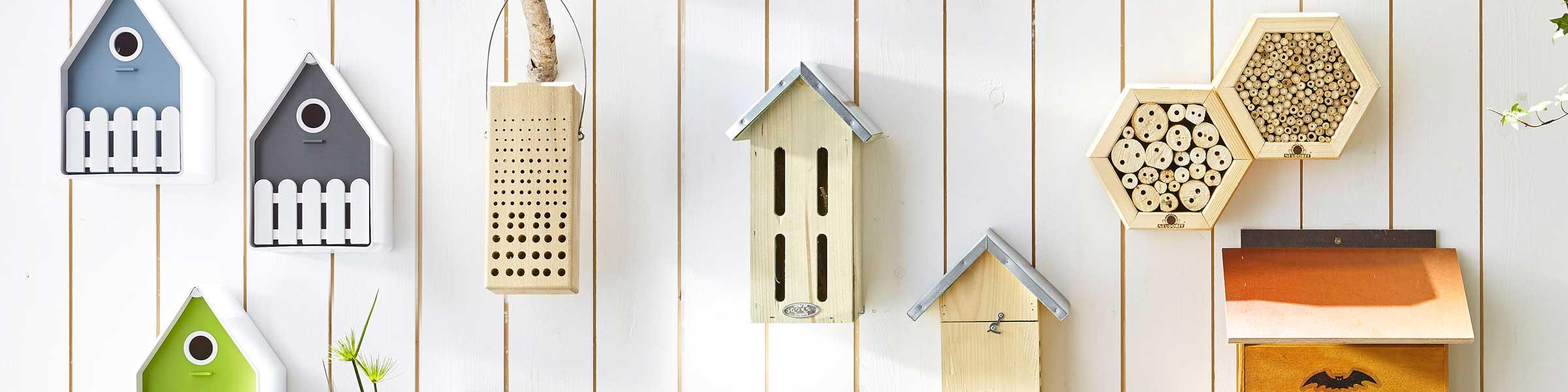Insektenhotel Nutzlingshaus Online Kaufen Dehner