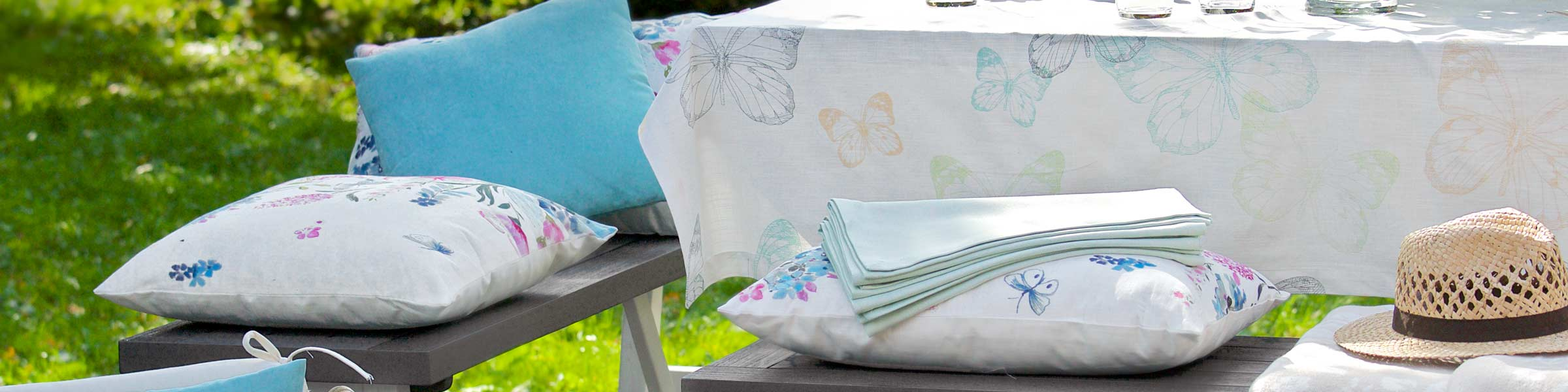 Sitzauflagen für Gartenmöbel online kaufen | Dehner