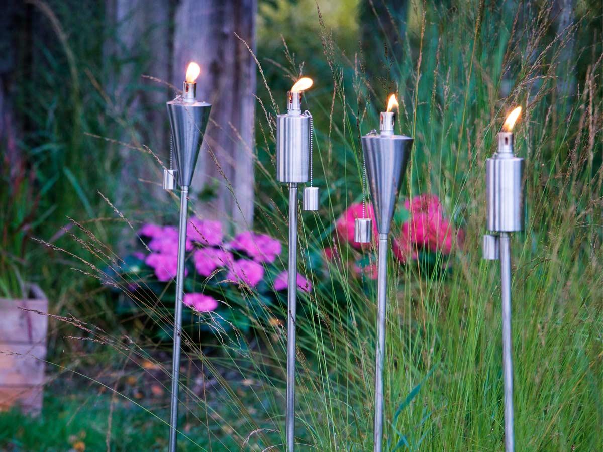 Tipps Für Beleuchtung Im Garten Dehner